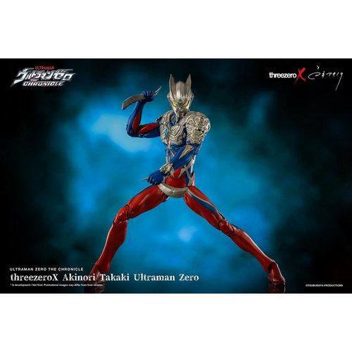 Three A Toys Ultraman: Akinori Takaki Ultraman Zero 13.5 inch Action Figure