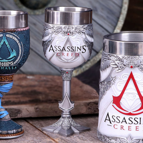 Nemesis Now Ltd Assassin's Creed - The Creed Goblet 20.5cm