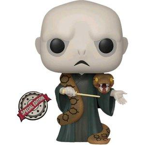 FUNKO Funko Pop! Harry Potter: Lord Voldemort (with Nagini) US Exclusive