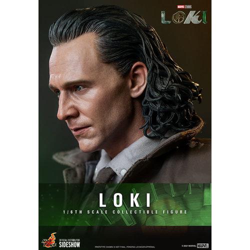 Hot toys Marvel: Loki - Loki 1:6 Scale Figure