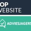 Website Award voor FANS van Webshopchecker.