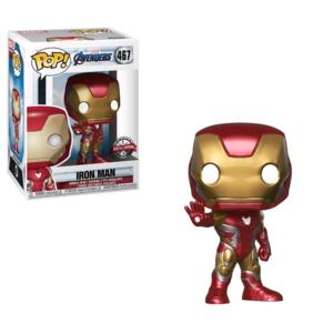 FUNKO Funko Pop! Marvel: Avengers - Iron Man - US Exclusive
