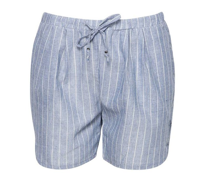 Shorts Vally light blue/white