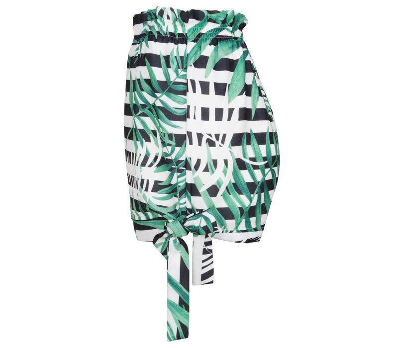 Short Rosetta green