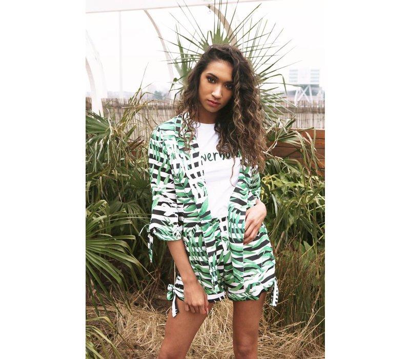Blazer Zena groen