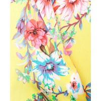 Blouse Nebra sun/flower