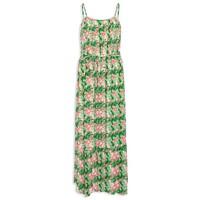 Maxi dress Issa rose/leaf