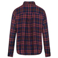 Blouse Vezzi red check