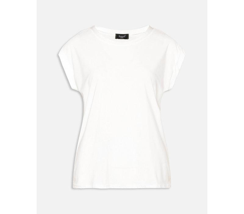 T-shirt LOW-a cream