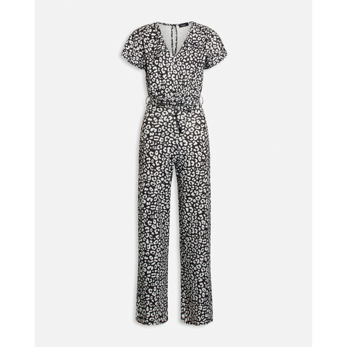 SISTERS POINT Jumpsuit Girl - Black_cream
