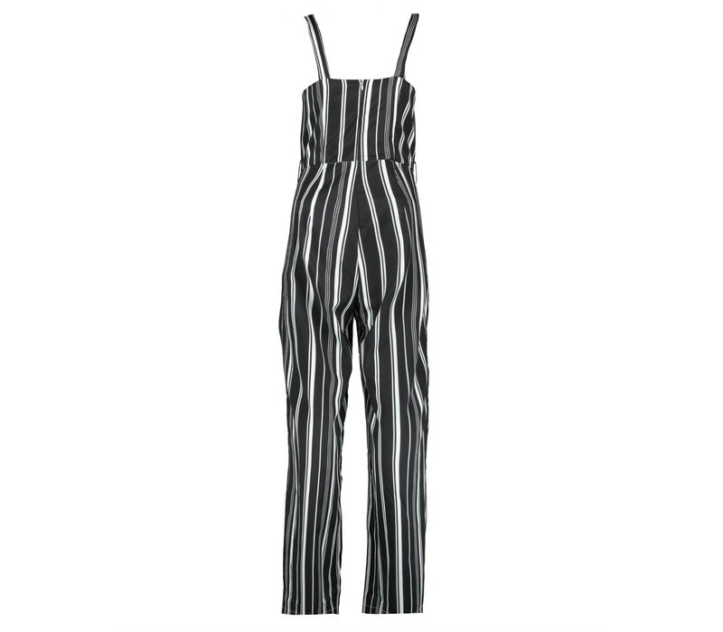 Jumpsuit Coral black