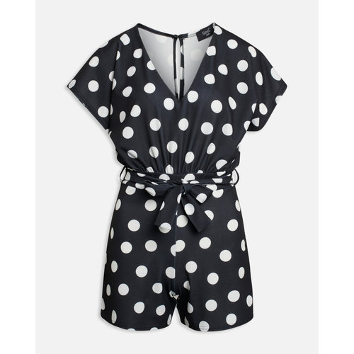 SISTERS POINT Jumpsuit/playsuit  Girl - Black_cream