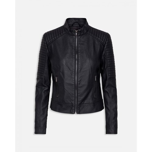 SISTERS POINT Jacket Duna JA black