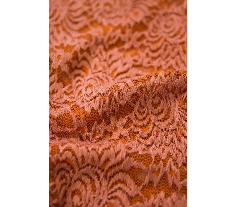 Top Noralie Orange MJ04
