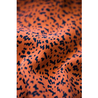 Dress Estella orange