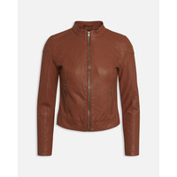 Jacket Daily Red Earth