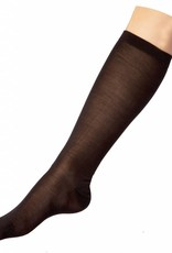 Steiner Adults Silk Sock Liner Black