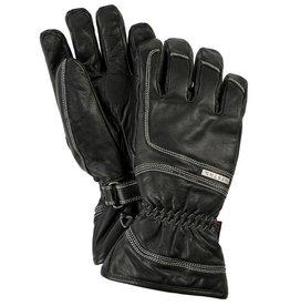 Hestra Ladies Leather CZone Ski Glove Black