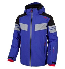 F.lli Campagnolo Boys CMP Casper Stretch Jacket Blue