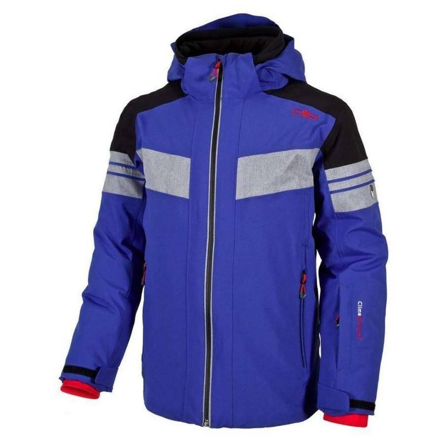 F.lli Campagnolo Boys CMP Casper Stretch Jacket Blue