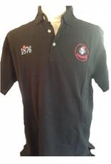 Saracens Fez Boys Adults Polo Shirt Black