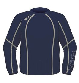 BLK OA Adults Tek V Pullover Navy