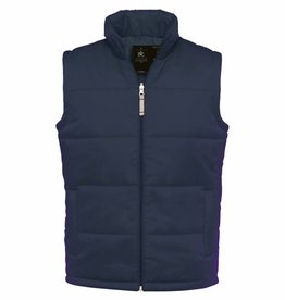 OA Adults Padded Body Warmer Navy