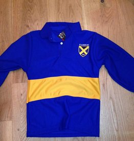 St Albans Adults Training Shirt Royal/Amber