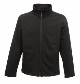 Regatta Fez Boys Adults Classic Softshell Black