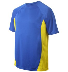VRFC Junior T-Shirt Royal/Yellow