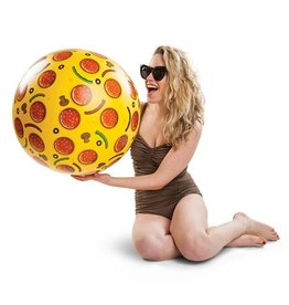 "Big Mouth Inc Big Mouth 20"" Beachball Pizza"