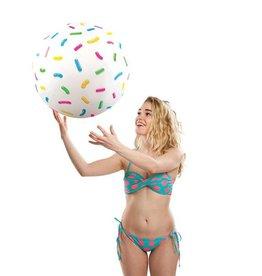 "Big Mouth Inc Big Mouth 20"" Beachball Donut Hole"