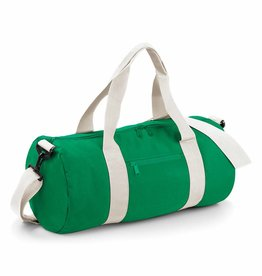 Premium Force RVC Badminton Team Barrel Bag Kelly Green/Off White