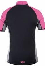 Girls Silvertip Rash Vest
