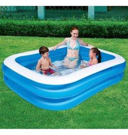 "Bestway 79"" Rectangular Family Pool"