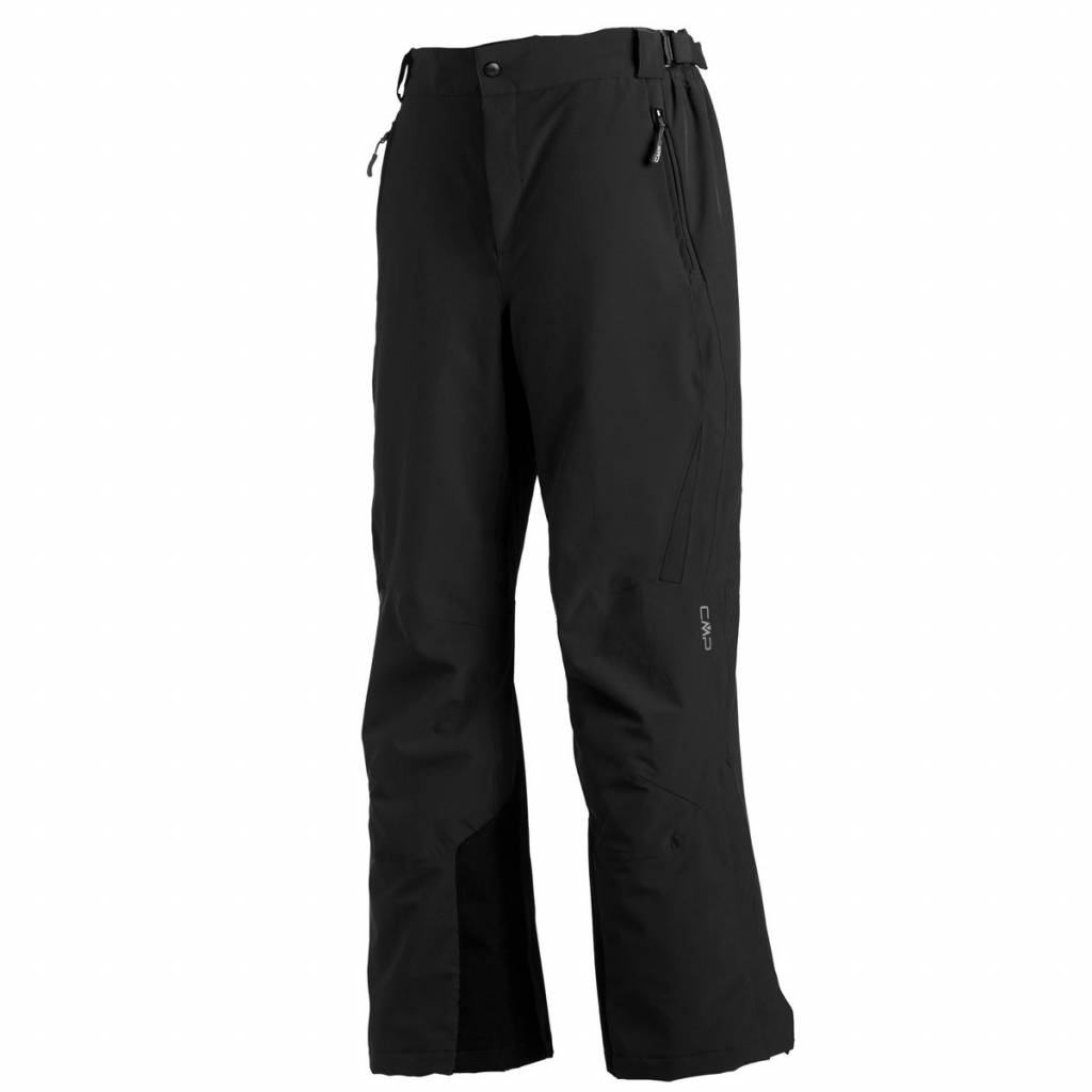 F.lli Campagnolo Ladies Patmore Ski Pant Short Leg Black
