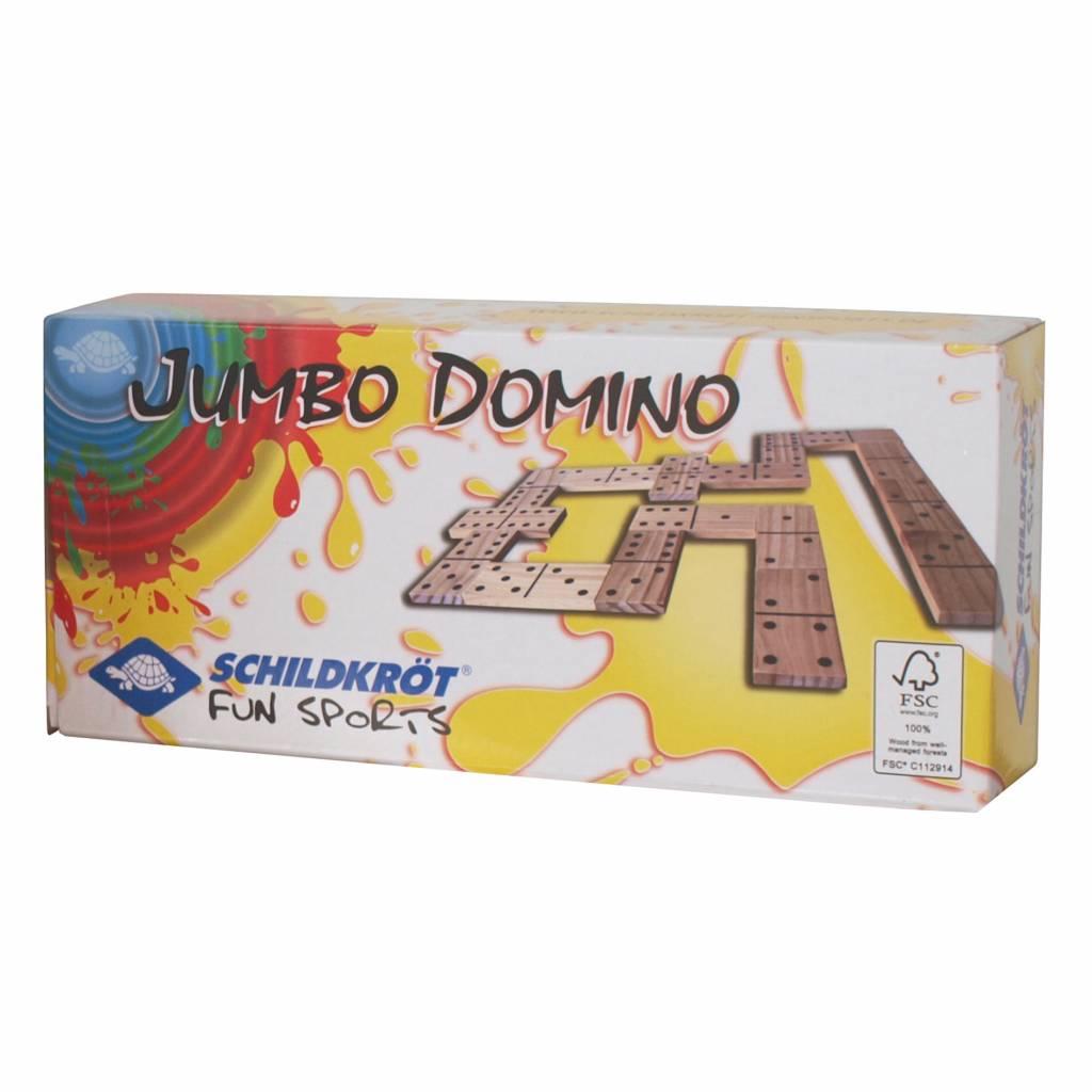 Wooden Jumbo Dominos