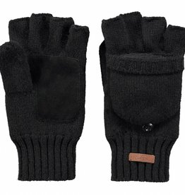 Barts Mens Haakon Bumgloves Black