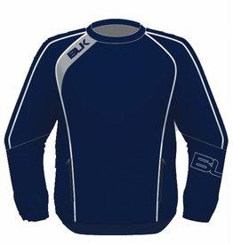 BLK Kids Tek V Pullover Navy