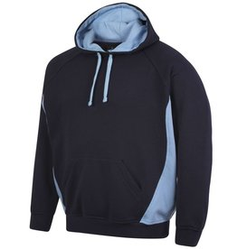 BERFC Adults Team Hoodie Navy/Sky