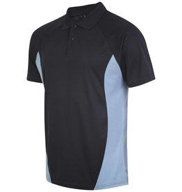 BERFC Adults Matchday Polo Navy/Sky