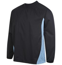 BERFC Junior Training Windbreaker Navy/Sky