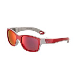 Cebe Kids S'Trike Sunglasses Age 3-5 Matt Burgundy/Grey