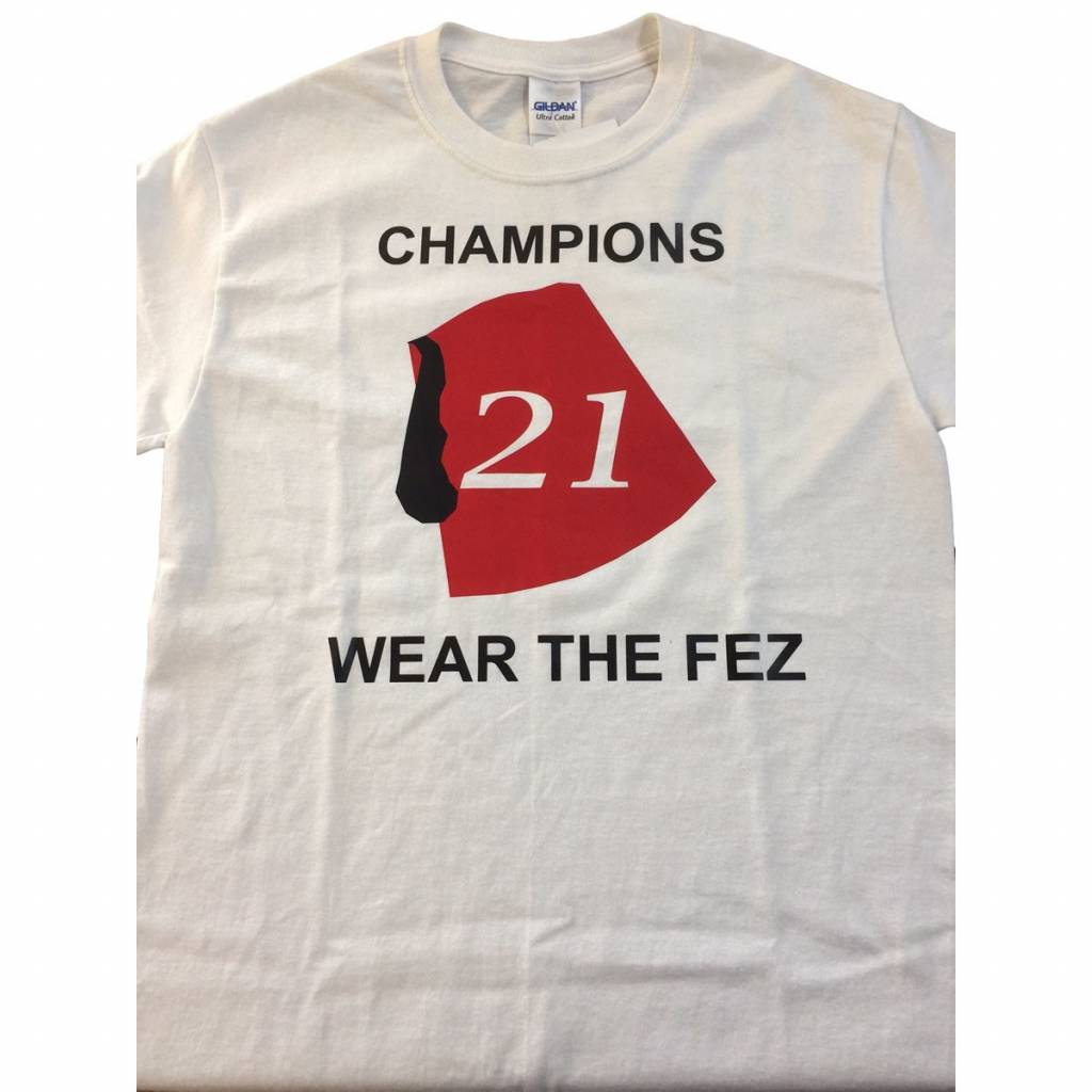 Premium Force Junior Fez Boys 21 T Shirt