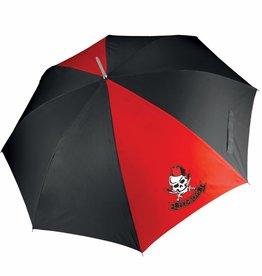 Premium Force Fez Boys Golf Umbrella Red/Black