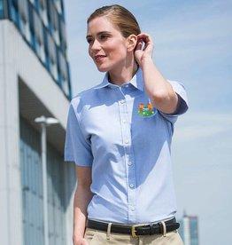 Premium Force Mead Nursery Ladies Shirt Light Blue