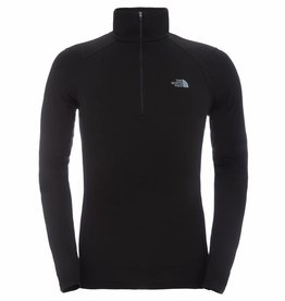 The North Face Mens Warm Long-sleeve Zip Neck