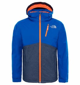 The North Face Boys Snowquest Plus Ski Jacket
