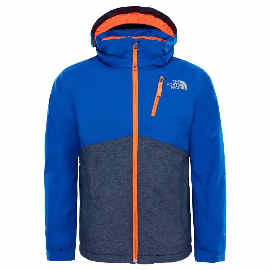 4c2ddeb08 The North Face Boys Snowquest Plus Ski Jacket