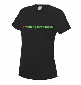 Premium Force Ladies Walking to Wellness S/S T Shirt